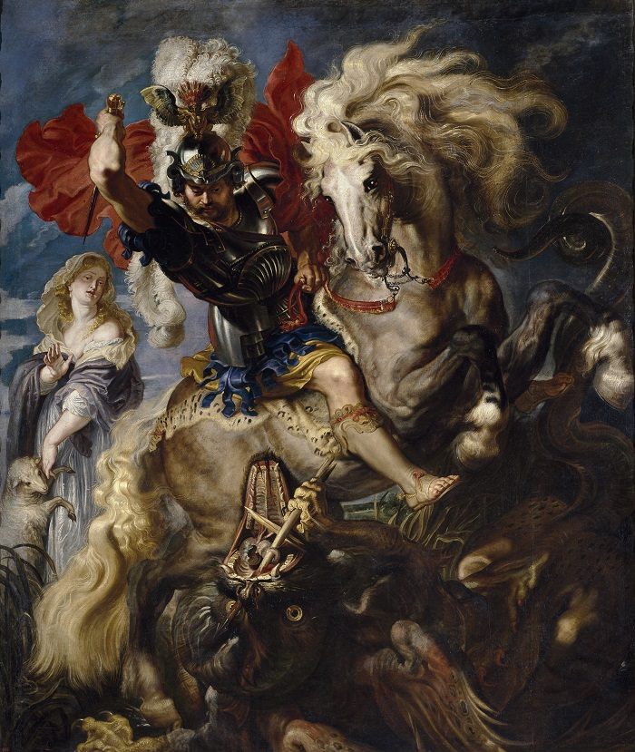 San Jorge (Rubens)